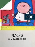 Nacho Va a La Peluquería
