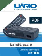 Aquario dtv 4000