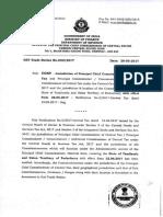 GST Trade Notice No.002.2017 Dt.20.06.2016