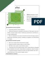 Protocolo nano test (test táctico)