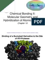 Chapter 10 Chemical Bonding II