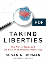 Herman - Taking Liberties; the War on Terror and the Erosion of American Democracy (2011).epub