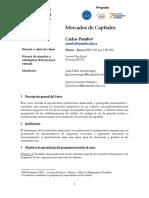 Contrato - MCAP