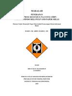 Penerapan ERP Pada PT Pindo Deli Pulp and Paper Mills (1)