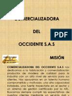 Misión y Visión 2019 Comercializadora