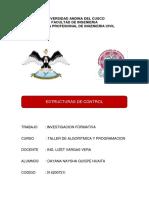Estructuras de Control - Dnqh