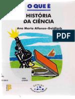 A M Alfonso_Goldfarb_O Que é Historia Da Ciencia_cap00