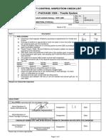 Checklist SBG Tretsle