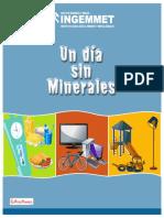 Cuadernillo Un Día Sin Minerales
