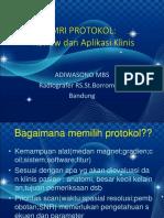MRI Protokol Review Adi WS QC