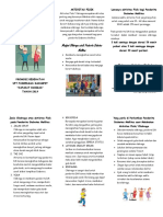 Leaflet Aktivitas Fisik Pada DM