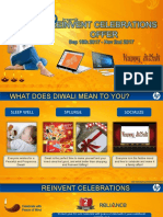 HP laptop Diwali offer
