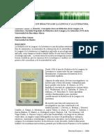 Reseña Mendoza Fillola-Conceptos clave en la enseñanza de lenguas y literatura.pdf