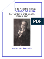 - Mario Roso de Luna - El Tesofo Que Sabia Demasiado