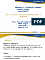 Presentacion Practica Supervisada Psicologia Organizacional