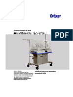 manual de usuario incunadora drager c2000