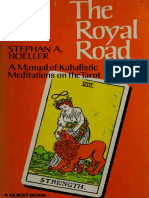 Stephan Hoeller - The Royal Road_ A Manual of Kabalistic Meditations on the Tarot (1995, Quest Books).pdf