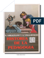 ABBAGNANO y VISALBERGHI - Historia De La Pedagogia.pdf