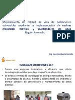 Presentación GORE Ayacucho