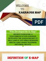 K-Map [ Karnaugh Map]