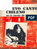 cancienero popular chileno