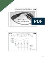 Fuel Rack Distance Sensor