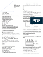 Lista de Química Nº 16.1