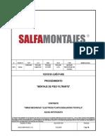10019161-P-001 Montaje de Piso Filtrante (Rev. b)