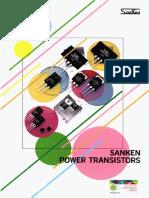 SANKEN POWER TRANSISTOR.pdf