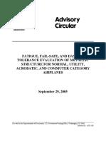 advisory circular