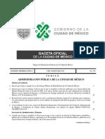 Decreto por el que se expide la Ley del Sistema Público de Radiodifusión de la Ciudad de México.