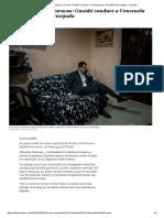 Un Recorrido Por Caracas_ Guaidó Conduce a Venezuela Por Una Difícil Encrucijada – Español