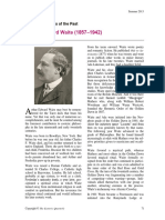 Arthur Waite- Biografia