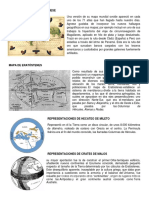 Mapamundi de Battista Agnese