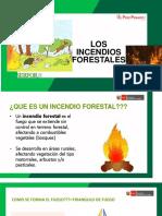 Incendios Forestales Serfor 2018