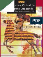 Biblioteca Virtual de Derecho Aragonés