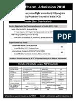 General Information BPharm Admission 2018 18042018 020524PM