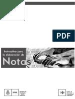 Instructivo para la Elaboración de Notas.pdf