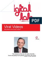 Viral Videos - What Makes Good Social Content