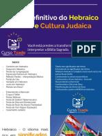 Hebraico Biblico E  Cultura Judaica.pdf