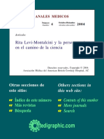 Montalcini y La Perseverancia