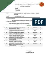 Carta n 02 Informe de Primer Grupo de Liquida 2015 y 2016