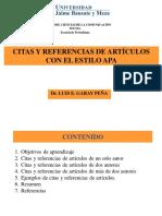 APA.tema3.Citas y Referencias de Articulos Con El Estilo APA