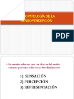 SEMIOLOGIA PSICOPATOLOGICA