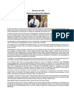CV Carlos Fernando Archila Salguero