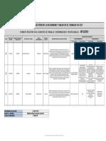 Formato de Reporte Accidente , Incidente y Enfermedad Laboral