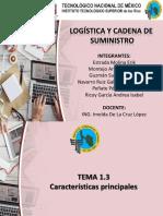 Presentación Logistica y Cadena de Suministro