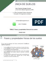 3._ Fases y Propiedades FÃ_sicas de Los Suelos.