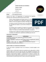 Infraestructura TI de Sabor Cajamarca.