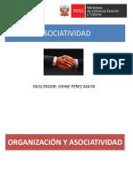 Organización y Asociatividad